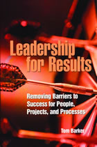 Leadership for Results by Tom Barker